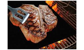 <b>Non</b>-<b>Stick</b> BBQ <b>Grill Mats</b> - Save up to 80% | Pigsback.com