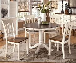 Dining Room Table And Chairs White Oak Dining Room Table Chairs Roomy Designs