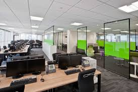 london office design financial ombudsman service office office design amp airbnb office london threefold