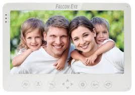 Купить <b>Видеодомофон FALCON EYE FE-101M</b>, белый в интернет ...