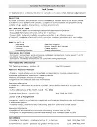 canadian resume template template canadian resume template