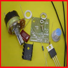 <b>220V 500W dimming</b>, <b>voltage</b>, temperature and speed control switch ...