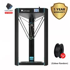 ANYCUBIC <b>3D Printer Predator</b> 370x370x455mm Largest <b>Delta</b> ...