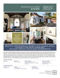 real estate seven eight create print real estate flyer