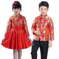 Wholesale <b>Chinese Girls Traditional Dress</b> for Resale - Group Buy ...