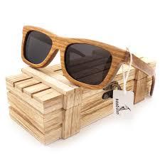 BOBO BIRD <b>2017</b> Newest <b>Fashion</b> Bamboo <b>Wooden Sunglasses</b> ...