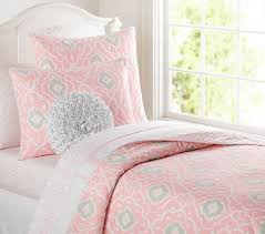 Pottery Barn Girls Bedroom Claire Quilted Bedding Pottery Barn Kids