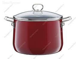 <b>Набор эмалированной посуды</b> из нержавеющей стали 5 ...