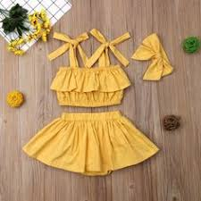 """Sunflower"" <b>3pcs set</b> | Baby <b>Girl Clothing</b> | Cute baby <b>clothes</b>, Baby ..."