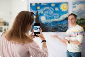 Выставка «<b>Неизвестный Ван Гог</b>» | ДК РУТ (МИИТ)