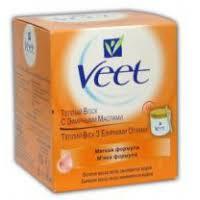 Отзывы о <b>Теплый воск для депиляции</b> Veet с эфирными маслами