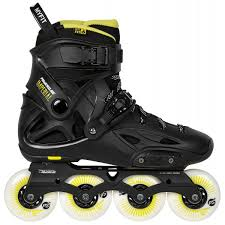 Powerslide Imperial One <b>Black Yellow</b> 80 - powerslide.com