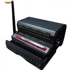 Akiles <b>WireMac</b>-EX Electric <b>Wire</b>-O® <b>Binding</b> Machine