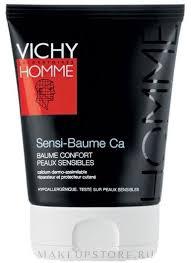 Vichy Homme Sensi-<b>Baume After</b>-Shave <b>Balm</b> - <b>Бальзам после</b> ...