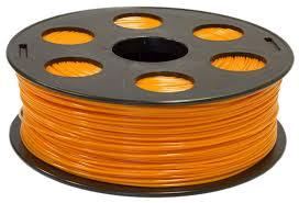 Расходные материалы: <b>Пластик ABS Оранжевый</b>(1кг)