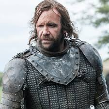 Image result for game of thrones hound