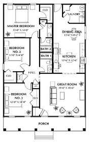 ideas about Cottage House Plans on Pinterest   House plans    The Laurel Cottage  HWBDO     Tidewater House Plan from BuilderHousePlans com