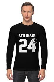 <b>Лонгслив</b> Stilinski 24 #705268 от cherdantcev по цене 1 401 руб. в ...