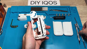 How to dissemble <b>IQOS</b> 2.4 plus pocket charger - YouTube