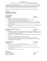 examples of resumes resume for it professionals sample examples of resumes resume examples sample resume mental health counselor sample in 81 interesting work