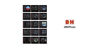 <b>Logitech G Flight Instrument</b> Panel 945-000027 B&H Photo Video
