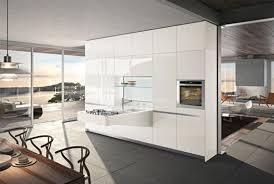 modern kitchen setup: modern home kitchen and bath baffling design kitchen setup ideas mounted floating kitchen stoves white color