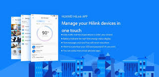 Huawei HiLink (Mobile WiFi) – Applications sur Google Play