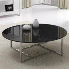 glass coffee table living
