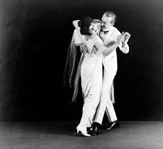 strictly ballroom writework dancers vernon and irene castle gelatin silver print