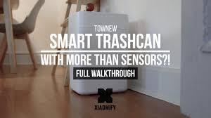 <b>townew</b> smart trashcan - full walkthrough [Xiaomify] - YouTube
