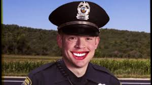 a police officer a police officer