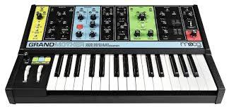 <b>Синтезатор Moog Grandmother</b> — купить по выгодной цене на ...