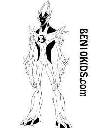 Small Picture 37 best Ben 10 coloring book images on Pinterest Coloring books