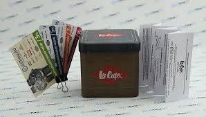 Наручные <b>часы Lee Cooper LC</b>-<b>22G</b>-<b>C</b> — купить в интернет ...