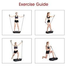 shoze <b>Fitness</b> Plate <b>Vibration Plate</b> Craz- Buy Online in Israel at ...