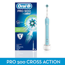 <b>Oral</b>-<b>B PRO 500</b> Electric Rechargeable Toothbrush