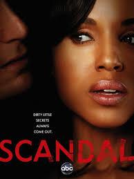 Скандал 5 сезон