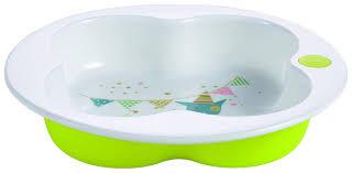 Купить <b>миска глубокая Bebe</b> Confort Under the Rainbow Зеленый ...