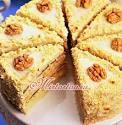 Наивкуснейший торт быстрого приготовления