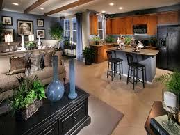 living room open plan kitchen dining designs