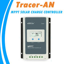 <b>EPever</b> MPPT 40A/<b>30A</b>/<b>20A</b>/<b>10A</b> Solar Charge Controller Black ...