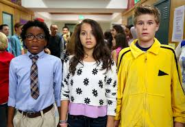 jaheem toombs on things to do before high school exclusive isabela moner fenwick frazer and jaheem toombs star in 100 things to do before high