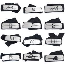<b>Naruto Kakashi headband</b> cosplay Costumes Accessories toys ...