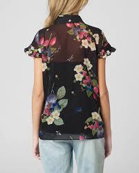 <b>Блузка с ягодным принтом</b> Juicy Couture - цена 15 900 ₽
