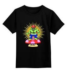 """<b>Детские футболки</b> c необычными принтами """"hulk"""" - <b>Printio</b>"""