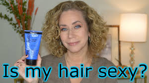 <b>CURLY HAIR</b> PRODUCTS | <b>Sexy Hair Curling</b> Creme - YouTube