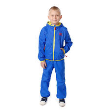 <b>Ветровка V</b>-<b>Baby</b>, <b>синий</b> 116 размер