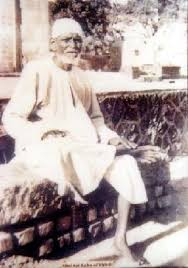 Image result for images of saibaba with nana saheb