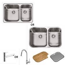 Kitchen Kitchen Sinks | Nu <b>Queen 180</b> Package | Abey
