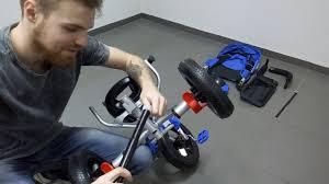 Видео инструкция сборки <b>велосипед</b> трехколесный детский Best ...